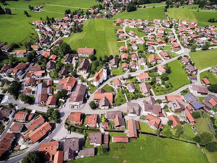 Hohe Preise Für Immobilien Nun Auch Auf Dem Land
